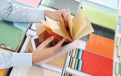 Бумага и дизайнерский картон