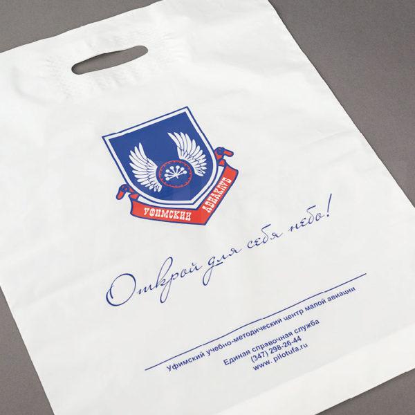 Пакет полиэтиленовые 40х50   Уфимский авиаклуб