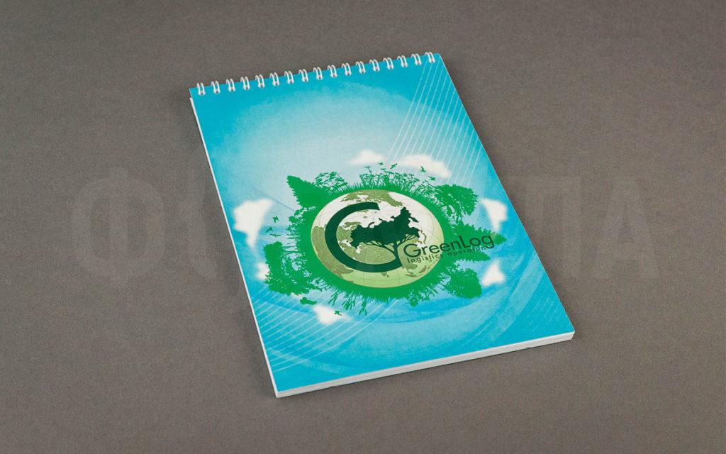 Блокнот | Зеленая логистика