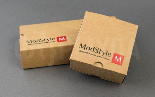Брендирование упаковки | ModStyle